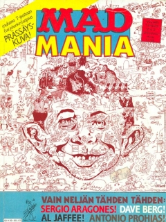 Go to MAD Mania • Finland • 2nd Edition - Semic