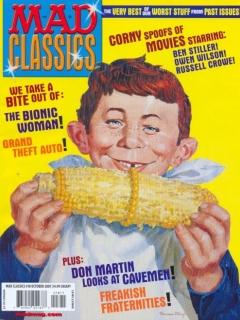 Go to MAD Classics #18 • USA • 1st Edition - New York