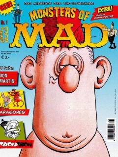 Monsters of MAD #1