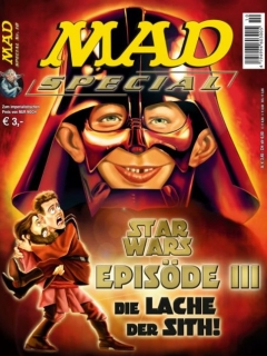 MAD Special #10 • Germany • 2nd Edition - Dino/Panini