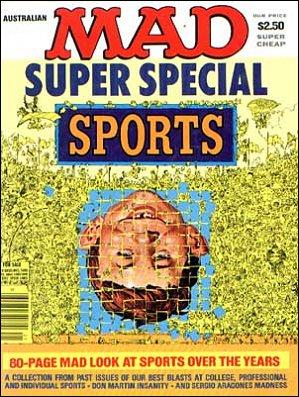 MAD Super Special #38 • Australia
