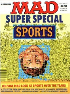 Go to MAD Super Special #38 • Australia
