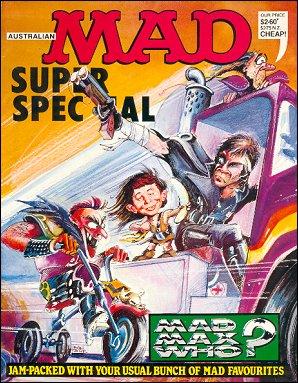 MAD Super Special #39 • Australia