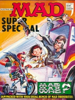 Go to MAD Super Special #39 • Australia