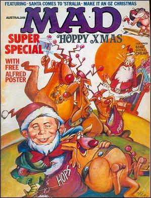 MAD Super Special #42 • Australia