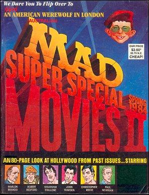 MAD Super Special #46 • Australia
