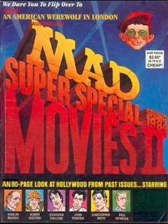 Go to MAD Super Special #46 • Australia