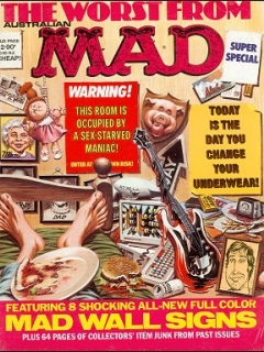 MAD Super Special #49