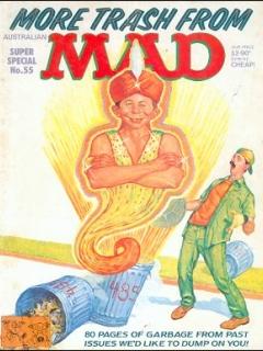 Go to MAD Super Special #55 • Australia