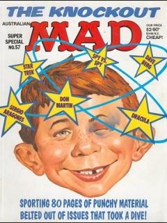 Go to MAD Super Special #57 • Australia
