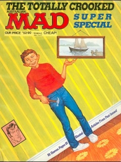 Go to MAD Super Special #60 • Australia