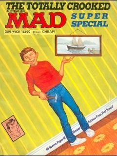 Go to MAD Super Special #60 • Australia
