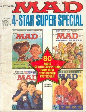 MAD Super Special #61 • Australia