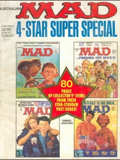 Go to MAD Super Special #61 • Australia