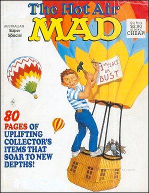 MAD Super Special #63 • Australia