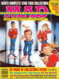 Go to MAD Super Special #83 • Australia