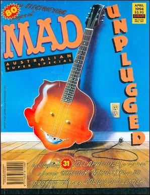 MAD Super Special #88 • Australia