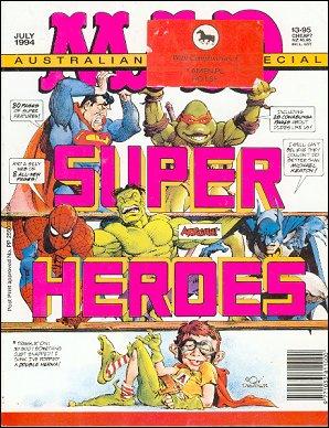 MAD Super Special #89 • Australia