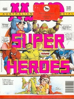 Go to MAD Super Special #89 • Australia