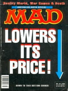 Go to MAD Super Special #94 • Australia