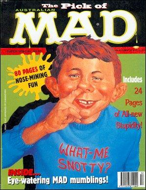 MAD Super Special #97 • Australia
