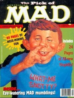 Go to MAD Super Special #97 • Australia