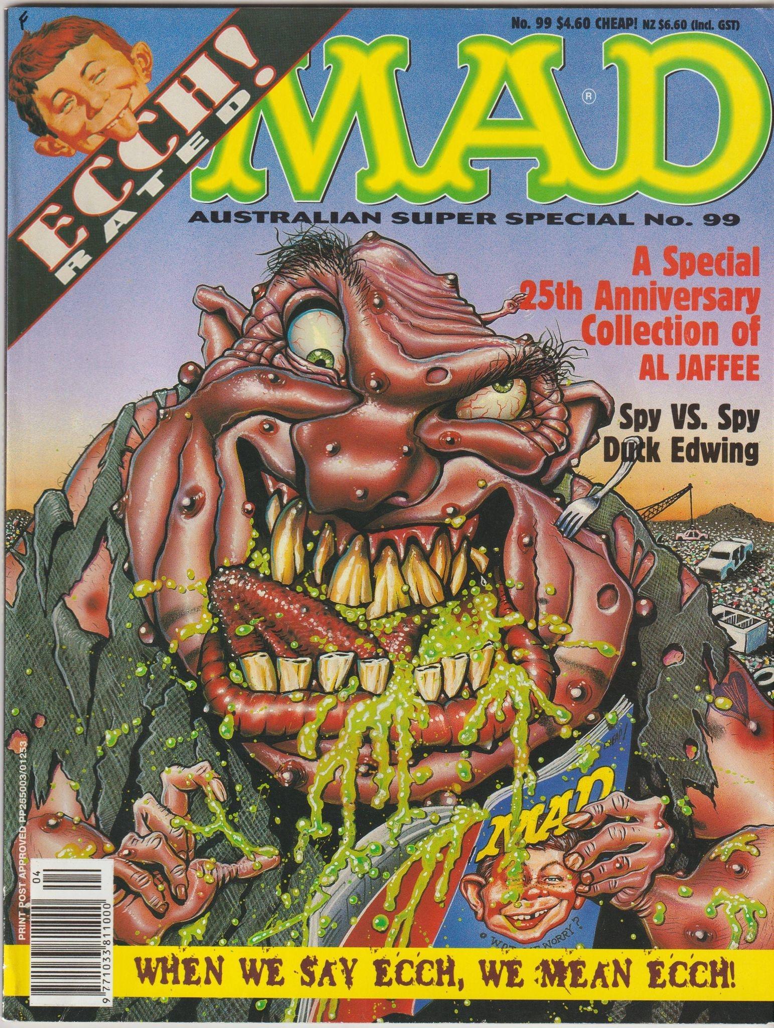 MAD Super Special #99 • Australia