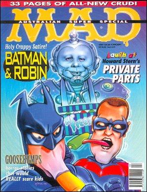 MAD Super Special #101 • Australia