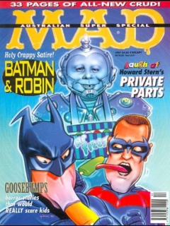 Go to MAD Super Special #101 • Australia