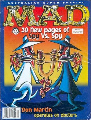 MAD Super Special #109 • Australia