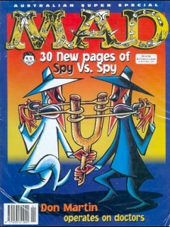 Go to MAD Super Special #109 • Australia