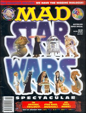 MAD Super Special #110 • Australia