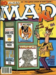 Go to MAD Super Special #129 • Australia