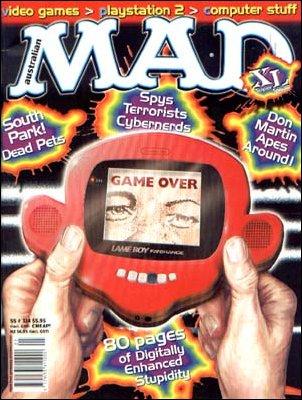 MAD Super Special #134 • Australia