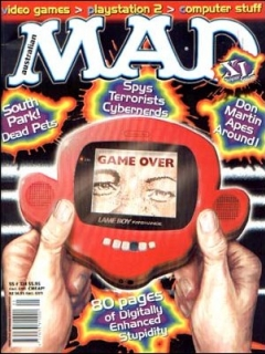 Go to MAD Super Special #134