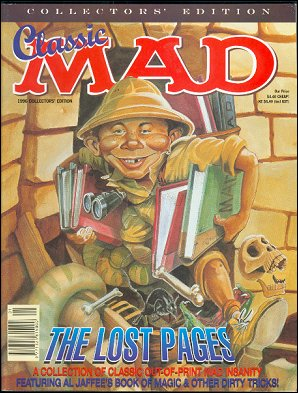 Classic MAD: The lost pages • Australia