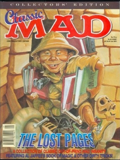 Go to Classic MAD: The lost pages • Australia