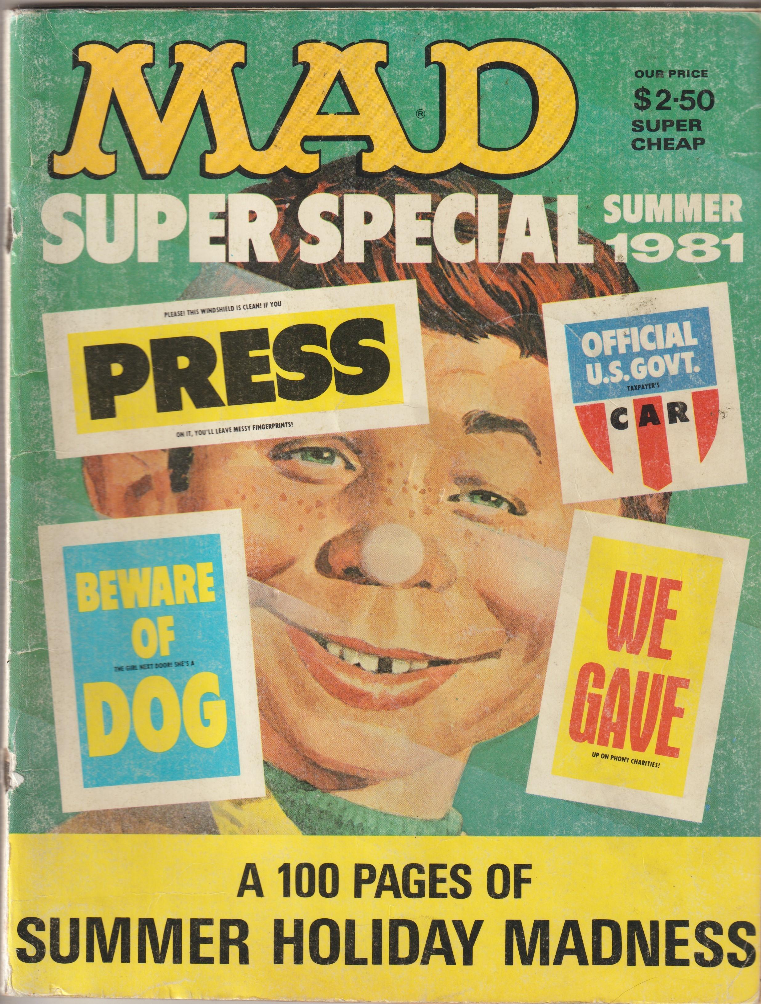 MAD Super Special #35 • Australia