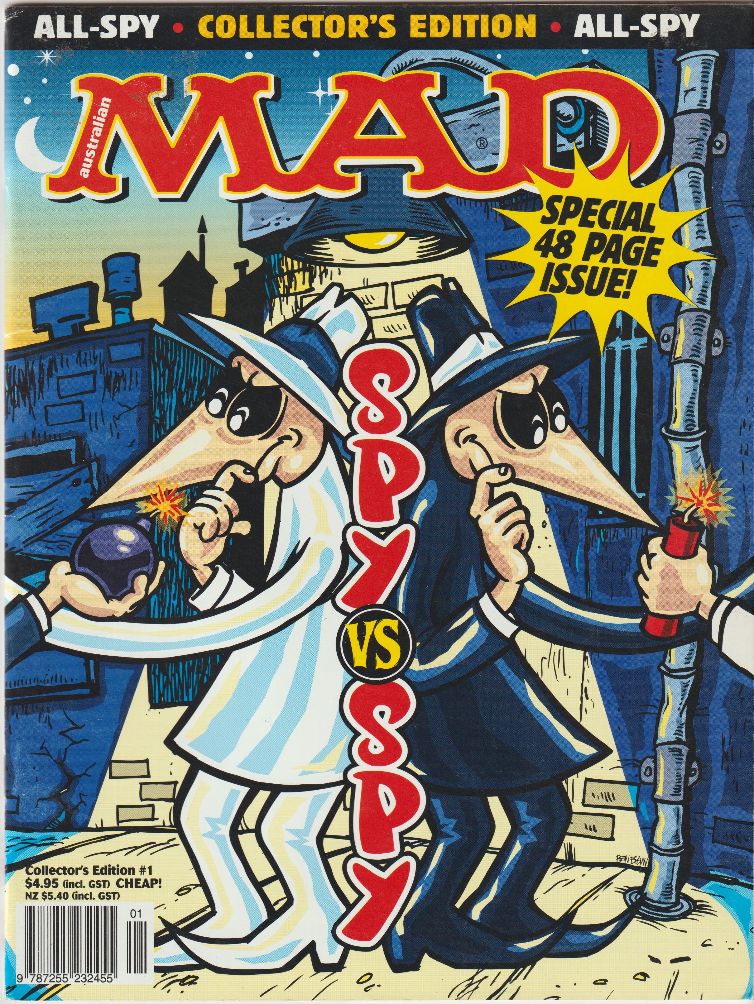 MAD Collector's Edition #1 • Australia