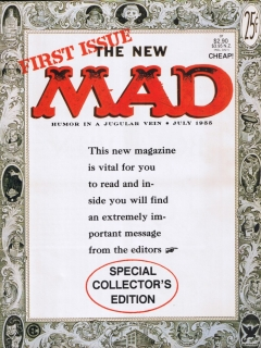 Go to MAD #24 Special Collectors Edition • Australia