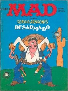 Desarmado • Argentina