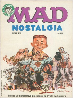 Miscellaneous MAD Specials • Brasil • 1st Edition - Veechi