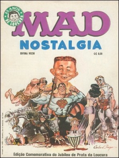 Go to MAD Nostalgia • Brasil • 1st Edition - Veechi