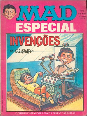 MAD Especial #2 • Brasil • 1st Edition - Veechi