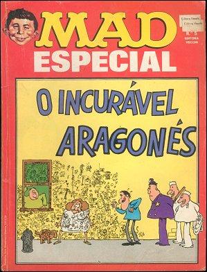 MAD Especial (Vecchi) #5 • Brasil • 1st Edition - Veechi