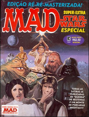 Star Wars Especial • Brasil • 2nd Edition - Record