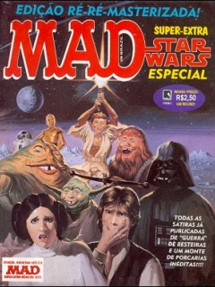 Go to Star Wars Especial • Brasil • 2nd Edition - Record