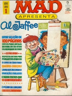 Go to Mad A Presenta Al Jaffee #1 • Brasil • 2nd Edition - Record