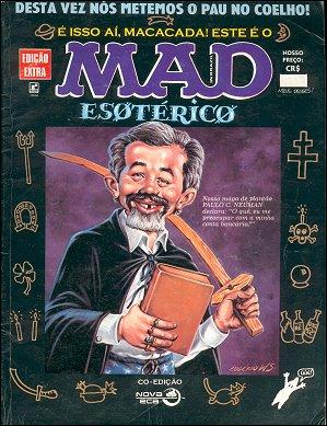 Mad Esøtericø • Brasil • 2nd Edition - Record