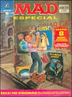 Go to MAD Especial #6 • Brasil • 2nd Edition - Record